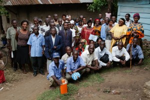 COBRA Members - from the area surrounding Bwera