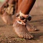 Bukonzo dancers