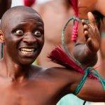 Bukonzo Dancers perfomance