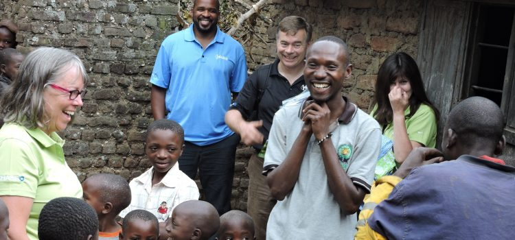 Video magic – transport yourself to the school in Uganda